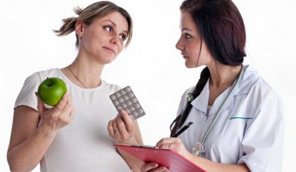 Беременным для повышения гемоглобина